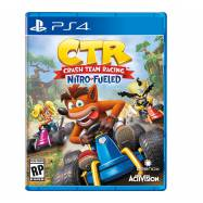 CTR NITRO FUELED PS4