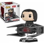 KYLO REN WITH TIE FIGHTER