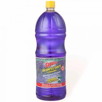 Desinfectante multiuso SAPOLIO Lavanda Frasco 1.8L