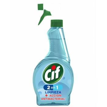 Desinfectante Líquido de Baño CIF Antibacterial Gatillo 500ml