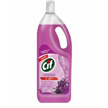 Limpia Pisos Liquido Cif Lavanda y Menta Botella 1.5 L
