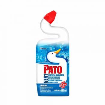 Desinfectante Líquido de Baño PATO 5 en 1 Marina Botella 500ml