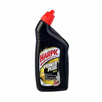 Desinfectante Líquido de Baño HARPIC Power Plus Citrus Botella 500ml