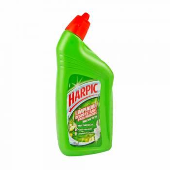 Desinfectante Líquido de Baño HARPIC Manzana Botella 500ml