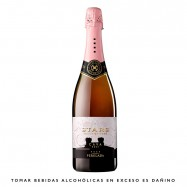 Brut Stars Touch of Rosé...