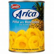 Conserva de fruta ARICA...