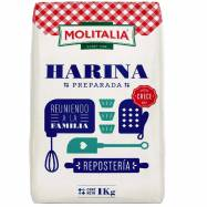 Harina MOLITALIA Preparada...