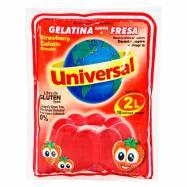 Gelatina de Fresa Universal...