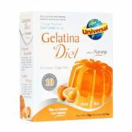 Gelatina de Naranja Diet...
