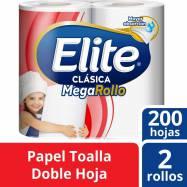 Papel Toalla Elite Mega...