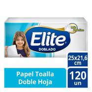Papel Toalla Elite Doblado....