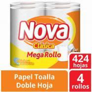 Papel Toalla NOVA Clásica...