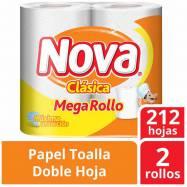 Papel Toalla NOVA Clásico...