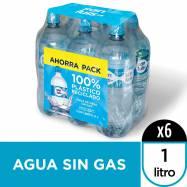 Agua SAN LUIS Sin Gas...