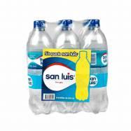 Agua Mineral SAN LUIS Con...