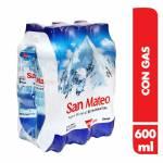 Agua Con Gas Mineral San...