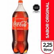 Coca Cola Botella 2.25 Lt