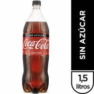 Gaseosa Coca Cola Sin...