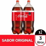 Gaseosa COCA COLA Botella...