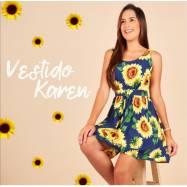 Vestido mujer modelo Karen