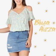Blusa Mujer Aizza