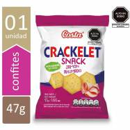 Galleta Crackelet Jamon...